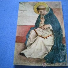 Postales: POSTAL ITALIA FLORENCIA MUSEO SAN MARCO SAN DOMENICO DETALLE BEATO ANGELICO NO CIRCULADA. Lote 18188097