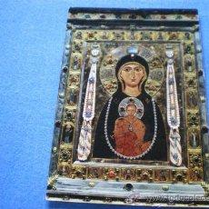 Postales: POSTAL ITALIA VENECIA BASILICA S. MARCO VIRGEN CON NIÑO NICOPEIA ARTE BIZANTINO NO CIRCULADA. Lote 18199396