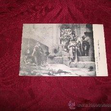 Postales: CASADO DEL ALISAL-LA CAMPANA DE HUESCA,J LACOSTE. Lote 18579792