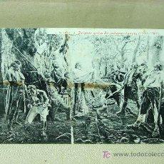 Postales: ANTIGUA POSTAL, Nº 1, PRIMER GRITO DE INDEPENDENCIA, URIA, 1808 - 1908, LACOSTE. Lote 19383550