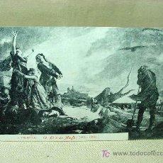 Postales: ANTIGUA POSTAL, Nº 12, EL 3 DE MAYO, PALMAROLI, 1808 - 1908, LACOSTE. Lote 19383599