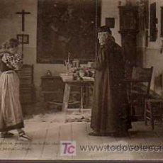 Postales: POSTAL TEATRO COLECCION CASANOVAS SERIE L Nº 3 CIRCULADA 1902. Lote 19592818