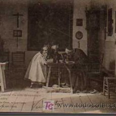 Postales: POSTAL TEATRO COLECCION CASANOVAS SERIE L Nº 10 CIRCULADA 1902. Lote 19592834
