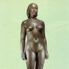 Postales: MUSEO CLARA (JOSEP CLARÀ) - PUJANZA 1936 (BRONCE). Lote 20324023