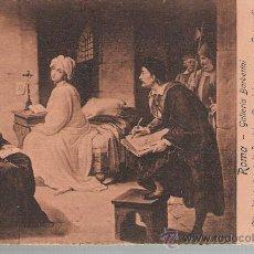 Postales: ROMA.- GALLERIA BERBERINI. LEONARDI. FECHADO EN ROMA EN 1910.. Lote 21300927