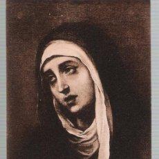 Postales: LA VIRGEN DE LOS DOLORES - MURILLO. MUSEO DEL PRADO.. Lote 21301098