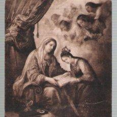 Postales: ROELAS - SANTA ANA Y LA VIRGEN. MUSEO PROVINCIAL DE SEVILLA.. Lote 21301182