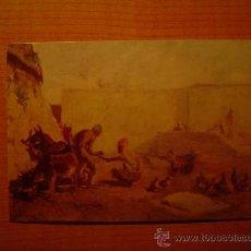 Postales: POSTAL MUSEO DE ARTE MODERNO (BARCELONA) Nº 20 MARIANO FORTUNY 1838 - 1874 HERRADOR M SIN CIRCULAR. Lote 21412943