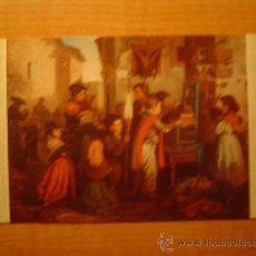 Postales: POSTAS MUSEO DE ARTE MODERNO (BARCELONA) Nº 24 JOAQUIN VAYREDA 1843-1894 NIÑOS ANTE C. SIN CIRCULAR. Lote 21413081