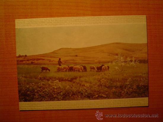 POSTAL MUSEO DE ARTE MODERNO (BARCELONA) JOAQUIN VAYREDA LO REMAT SIN CIRCULAR (Postales - Postales Temáticas - Arte)