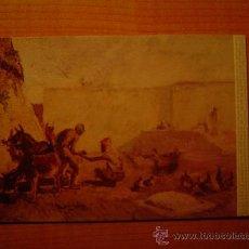 Postales: POSTAL MUSEO DE ARTE MODERNO (BARCELONA) MARIANO FORTUNY HERRADOR MARROQUI SIN CIRCULAR . Lote 21422251