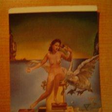 Postales: POSTAL SALVADOR DALI LEDA ATOMICA SIN CIRCULAR. Lote 22009743
