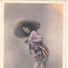 Cartes Postales: TARJETA POSTAL. ACTRIZ BIANCA WALERY PARIS, MOULIN ROUGE. Lote 22533099