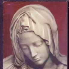 Postales: LA PIEDAD DE MIGUEL ANGEL - ROMA. Lote 22892226