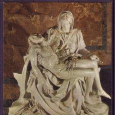Postales: LA PIEDAD DE MIGUEL ANGEL - ROMA. Lote 25183297