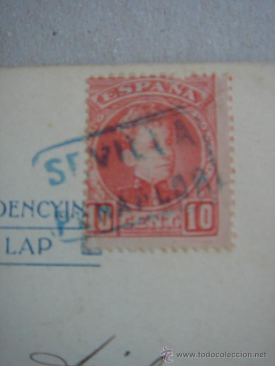 Postales: DETALLE DEL SELLO - Foto 5 - 26297386