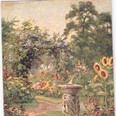 Postales: TARJETA POSTAL DE RAPHAEL TUCK & SONS. OILETTE. WHEN THE FLOWERS ARE IN BLOOM. POSTCARD 8462.. Lote 26343470