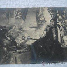 """Postales: """"SALÓN DES ARTISTE FRANCAIS (1910)"""". ESCRITA AL DORSO. Lote 26488183"""