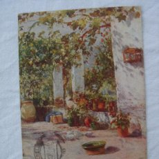 Postales: E. MEIFRÉN. CIRCULADA, ESCRITA Y CON SELLO 15 CTS DE ALFONSO XIII (23-IX-21). Lote 26500917