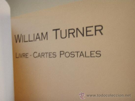 Postales: POST 528 - WILLIAM TURNER - LIVRE 30 CARTES POSTALES - 1990 BOOKKING INTERNATIONAL , PARIS - Foto 2 - 26748592