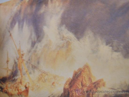 Postales: POST 528 - WILLIAM TURNER - LIVRE 30 CARTES POSTALES - 1990 BOOKKING INTERNATIONAL , PARIS - Foto 9 - 26748592