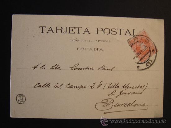 Postales: DORSO DE LA POSTAL - Foto 3 - 27103365