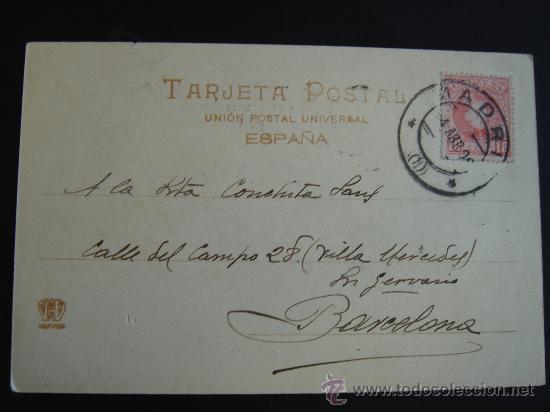 Postales: DORSO DE LA POSTAL - Foto 4 - 27171881