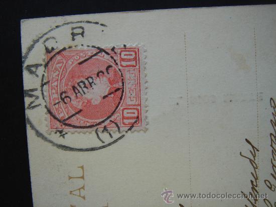 Postales: DETALLE DEL SELLO - Foto 5 - 27171881
