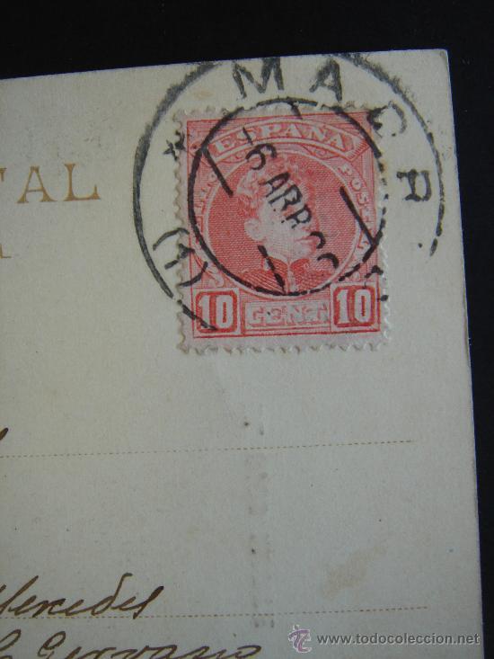 Postales: DETALLE DEL SELLO - Foto 5 - 27172214