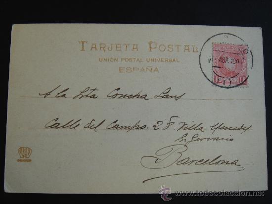 Postales: DORSO DE LA POSTAL - Foto 4 - 27172550