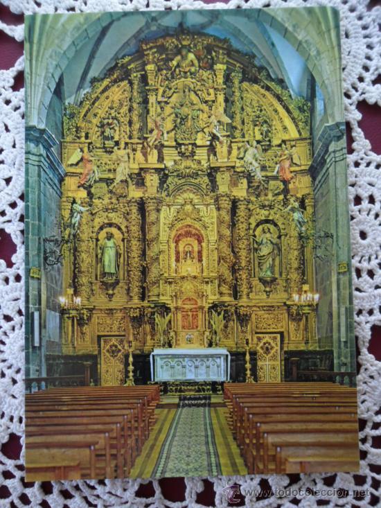 RETABLO - SANTUARIO BIEN APARECIDA - AMPUERO (Postales - Postales Temáticas - Arte)