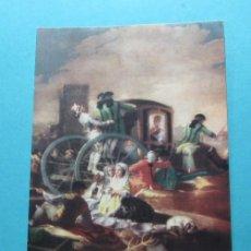Postales: F. GOYA. EL CACHARRERO. MUSEO DEL PRADO. EDICIONES BARSAL. Lote 29271294