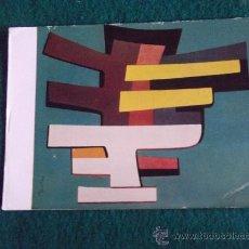 Postales: POSTALES-ALBERTO MAGNELLI. Lote 29383276