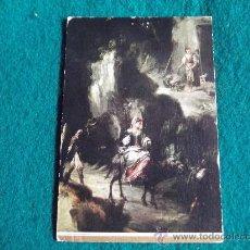 Postales: POSTALES-MUSEO DEL PRADO-MADRID-MURILLO-PAISAJE ESCRITA EN 1969. Lote 29388956