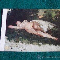 Postales: POSTALES-PINTURAS-VARIOS-. Lote 29389613