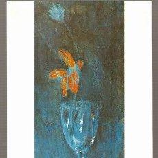 Postales: LA COPA AZUL. BARCELONA 1902. MUSEU PICASSO. Lote 53726267