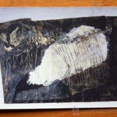 Postales: POSTAL DE MIQUEL BARCELO. PRISA, MADRID 1986. Lote 29695187