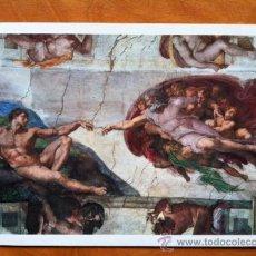 Postales: ROMA . CIUDAD DEL VATICANO . CAPILLA SIXTINA . Lote 29699663