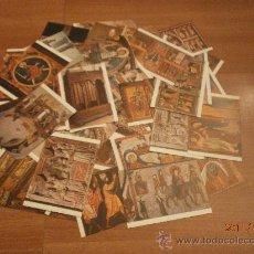 Postales: 43 POSTALES MUSEO DE ARTE DE CATALUÑA (BARCELONA) DIFERENTES A SIN CIRCULAR. Lote 29782222