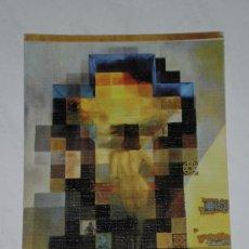 Postales: POSTAL Nº 46 SALVADOR DALÍ, GALA DESNUDA MIRANDO AL MAR, EDICONES TEATRO-MUSEO DALÍ FIGUERAS. . Lote 30167174