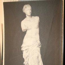 Postales: POSTAL VENUS DE MILO. MUSEO DEL LOUVRE. PARIS. SIN CIRCULAR. Lote 31735949