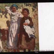 Postales: POSTAL TEMA ARTE - PLA Y RUBIO - EDITA: N. COLL SALIETI. Lote 31819066
