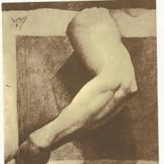 Postales: POSTAL FORTUNY-PICASSO.. Lote 32064762