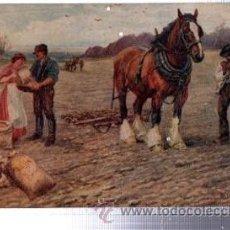 Postales: TARJETA POSTAL RAPHAEL TUCK Y SONS, OILETTE, Nº 9514, RURAL LIFE. Lote 32325645