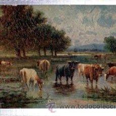 Postales: TARJETA POSTAL RAPHAEL TUCK Y SONS, OILETTE, Nº 9470, HAPPY ENGLAND. Lote 32325661