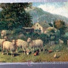 Postales: TARJETA POSTAL RAPHAEL TUCK Y SONS, OILETTE, Nº 9470, HAPPY ENGLAND. Lote 32325667