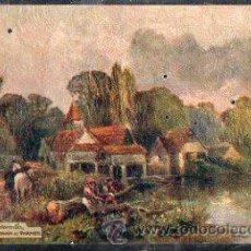 Postales: TARJETA POSTAL RAPHAEL TUCK & SONS. OILETTE - PICTURESQUE THAMES 7714. Lote 32338547