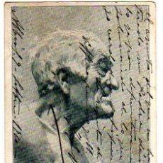 Postales: SORIA AVALL- ESTUDIO- GALOFRE OLLER. CIRCULADA 1910.. Lote 33350996