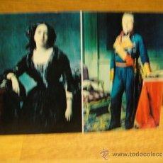 Postales: PINTURA NEOCLASICA Y DEL SIGLO XIX - FEDERICO MADRAZO - SIN CIRCULAR. Lote 33559574
