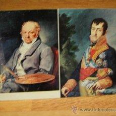 Postales: PINTURA NEOCLASICA Y DEL SIGLO XIX - VICENTE LOPEZ - SIN CIRCULAR. Lote 33559648